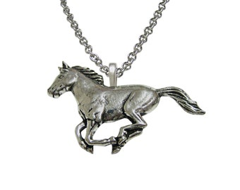 Necklace for him driver gift Car lover gift Pendant Art Gifts for Her Mustang  Necklace