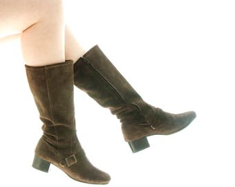 f7a474cad73f1 Hush puppies boots | Etsy