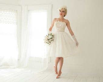 Pin Up Wedding Dresses