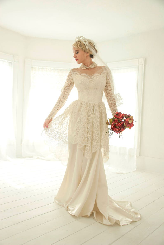 Image 0: S Lace Long Wedding Dresses At Reisefeber.org