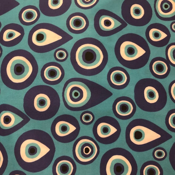 Mati Evil Eye Sipper Bag Slouch Sack - Greek Gift - Free Personalization