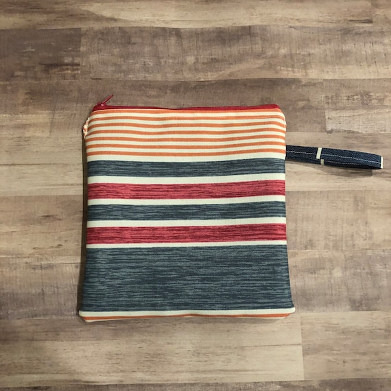 Serape Stripe Wet Bag
