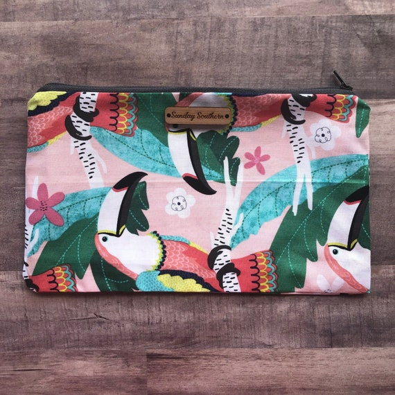 Follow Your Nose Zipper Pouch
