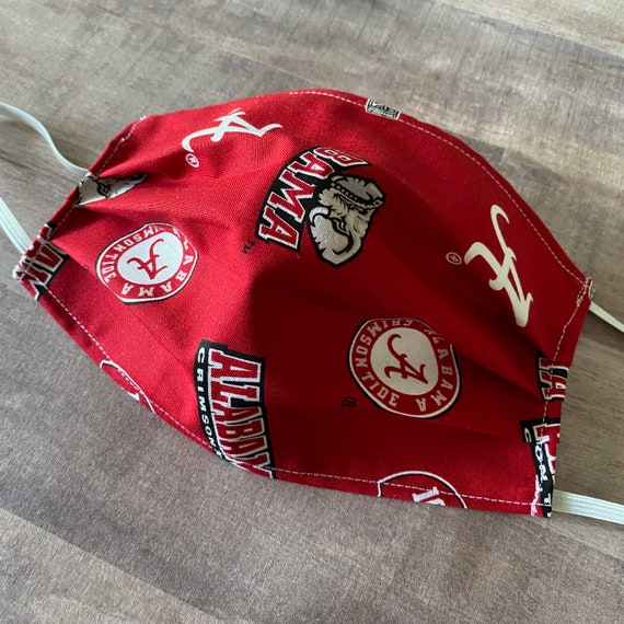 University of Alabama Roll Tide Face Mask
