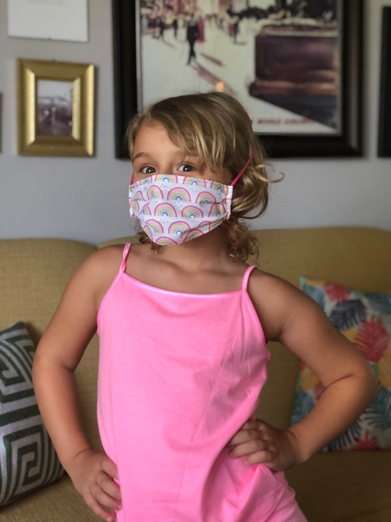 Kids Face Mask Covering * We ship to you