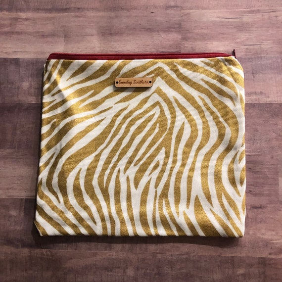 Golden Stripes Slouch Sack