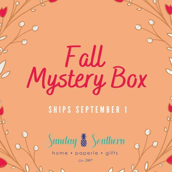 FALL MYSTERY BOX