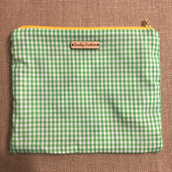 Spring Green Slouch Sack