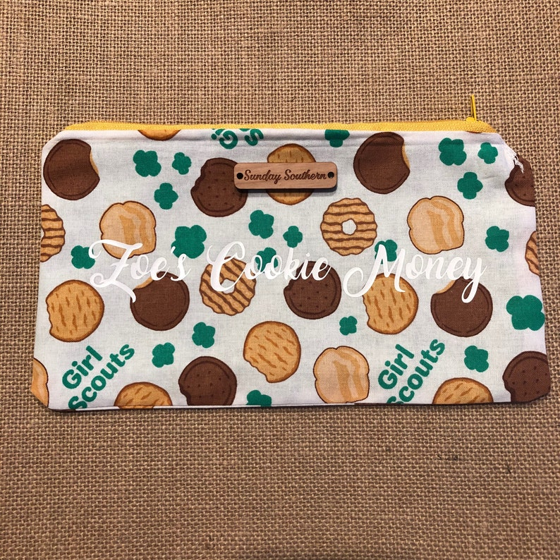 Girl Scout Cookies Mini Slouch Sack image 0