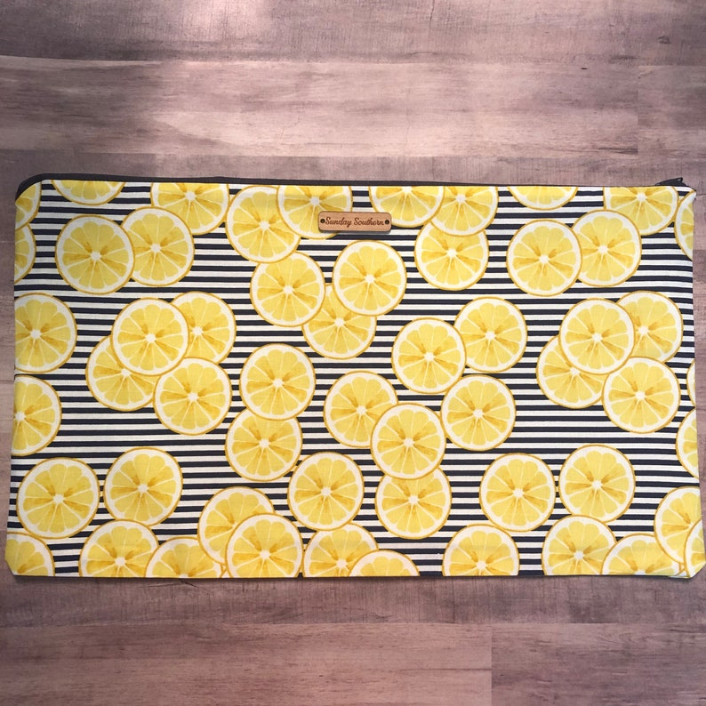 Lemoncello Large Slouch Sack image 0