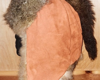 4cf75c353b7 Australian Possum Fur Trapper Hat