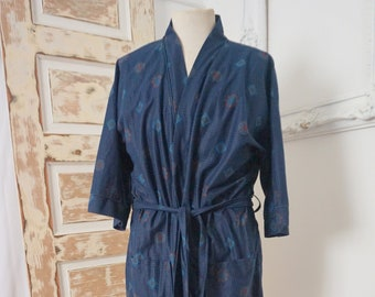 Mens Dressing Gown Etsy