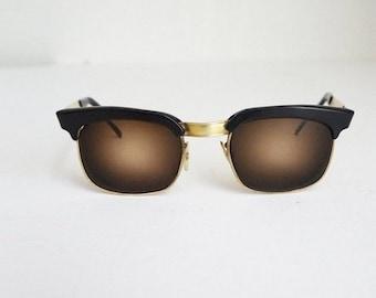 7e0c896a19 Wayfarer Browline Sunglasses   Vintage Eyewear