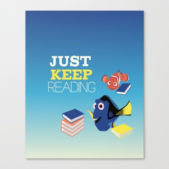 Image result for just keep reading
