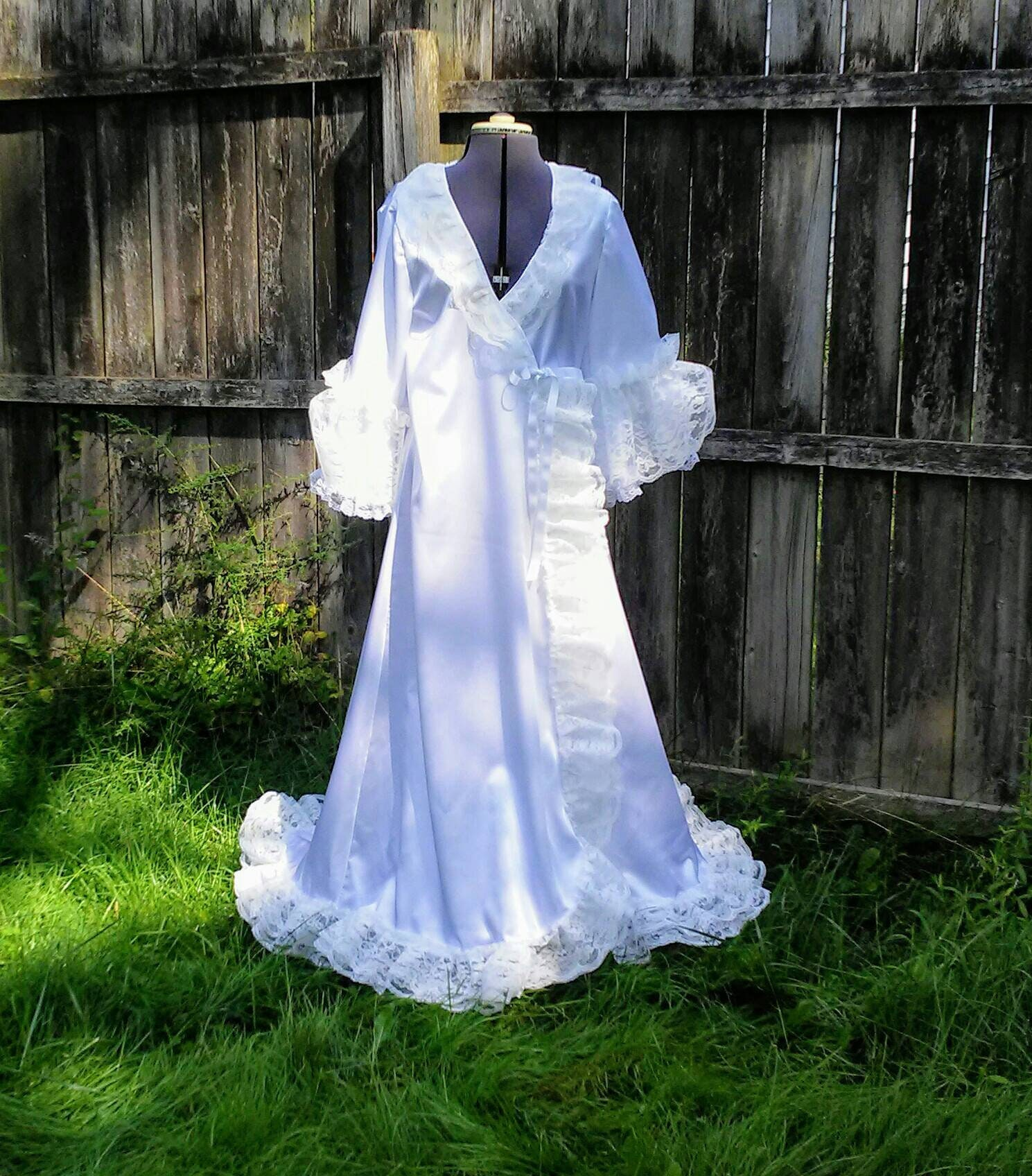 Christine Daae Dressing Gown
