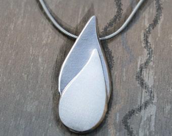 Silver Energy Pendants