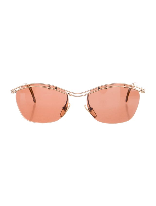 05e677d94cc9 CHRISTIAN DIOR 80s Pool Party Glam   Luxe Chic Vintage Gold