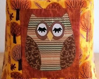 Kitchenaid Mixer Cover -  Owl