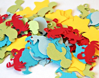 Under the Sea Birthday Party Confetti