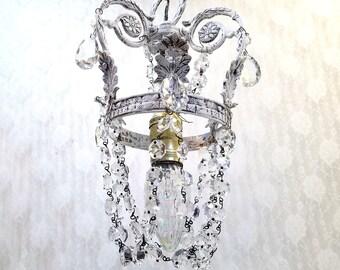 Chandelier Lights | Chandelier, Crown centerpiece, Crown