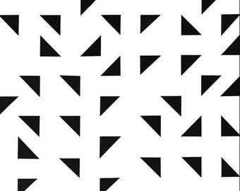 Black Triangles