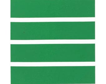 Green Playa Stripe