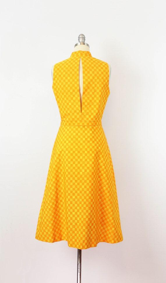 vintage 1960s MARIMEKKO vest skirt set / 1960s mo… - image 4