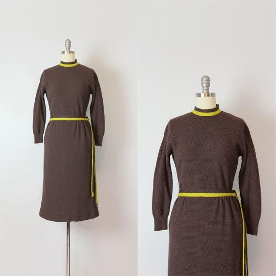 vintage 60s BONNIE CASHIN knit set / 1960s knit se