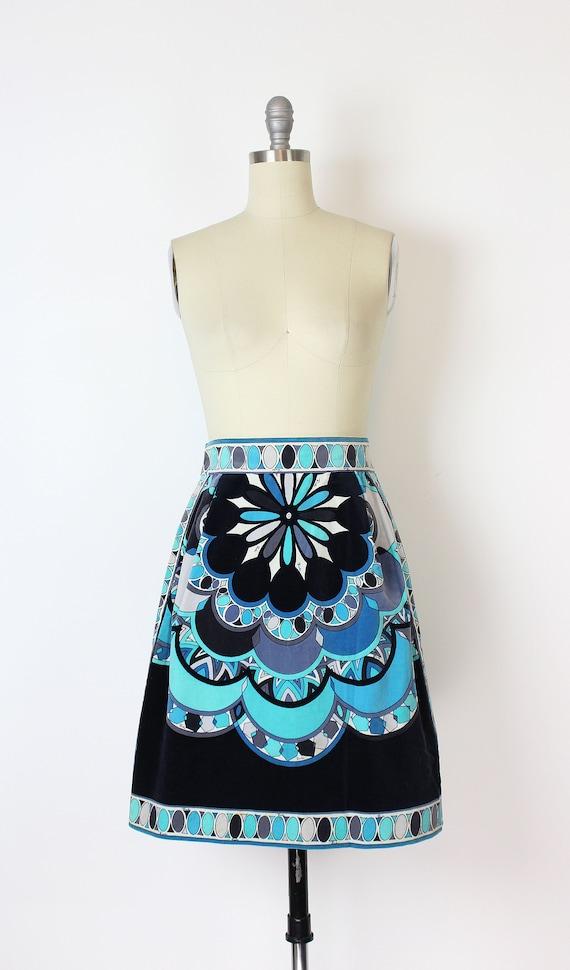 vintage 60s skirt / 1960s EMILIO PUCCI skirt / ve… - image 2