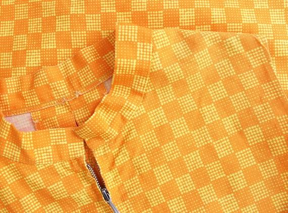 vintage 1960s MARIMEKKO vest skirt set / 1960s mo… - image 9