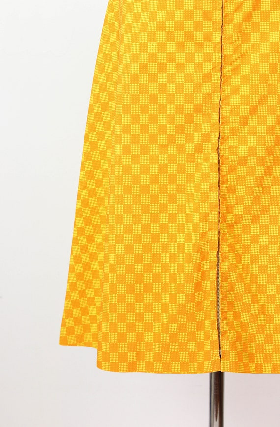 vintage 1960s MARIMEKKO vest skirt set / 1960s mo… - image 6
