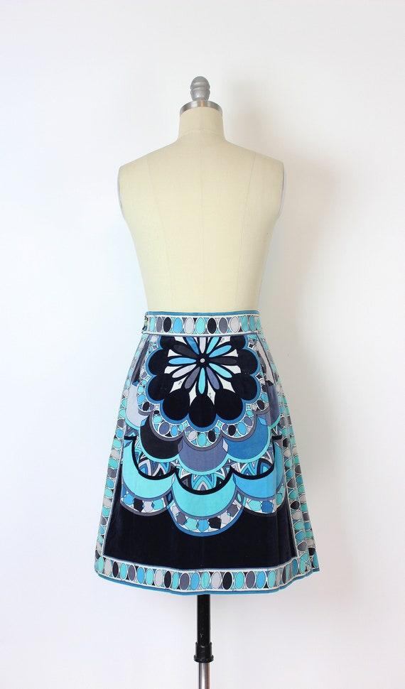 vintage 60s skirt / 1960s EMILIO PUCCI skirt / ve… - image 4