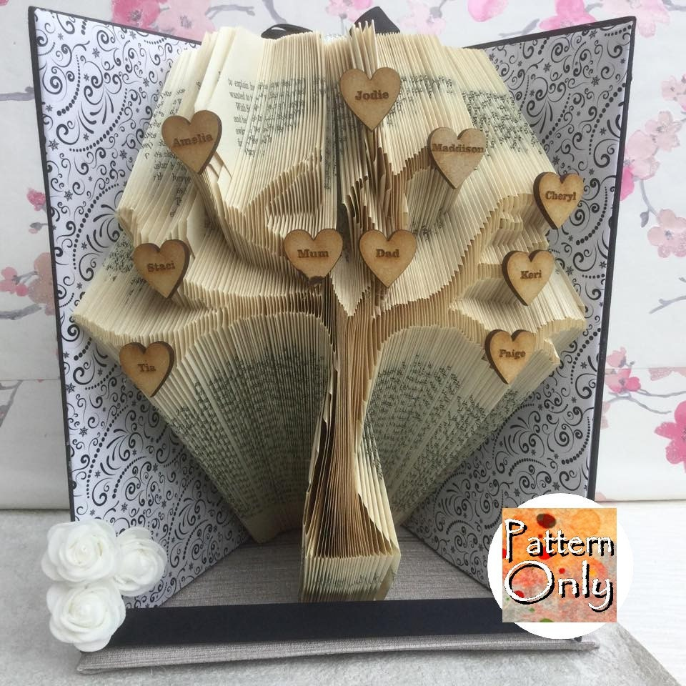 Folded Book Patterns New Ideas