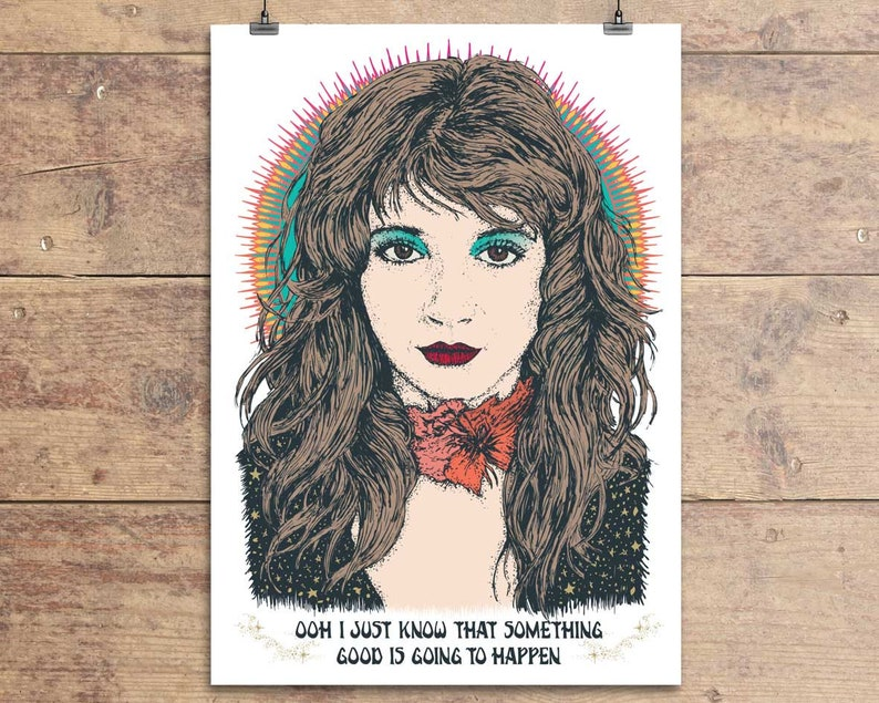 Kate Bush Greeting Card - Cloudbusting Card - Birthday Card - Valentine's -  Friendship - Anniversary