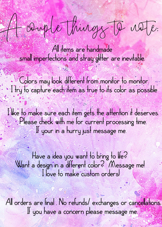 Custom listing For Heather B