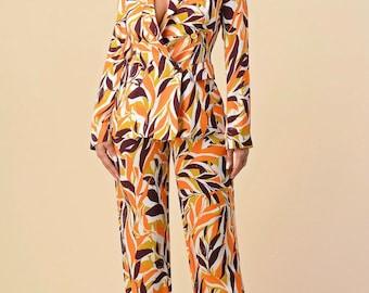 MONDRIAN Summer Suit