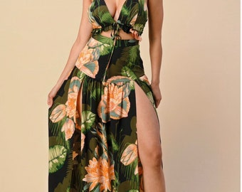 LONDON Maxi Dress
