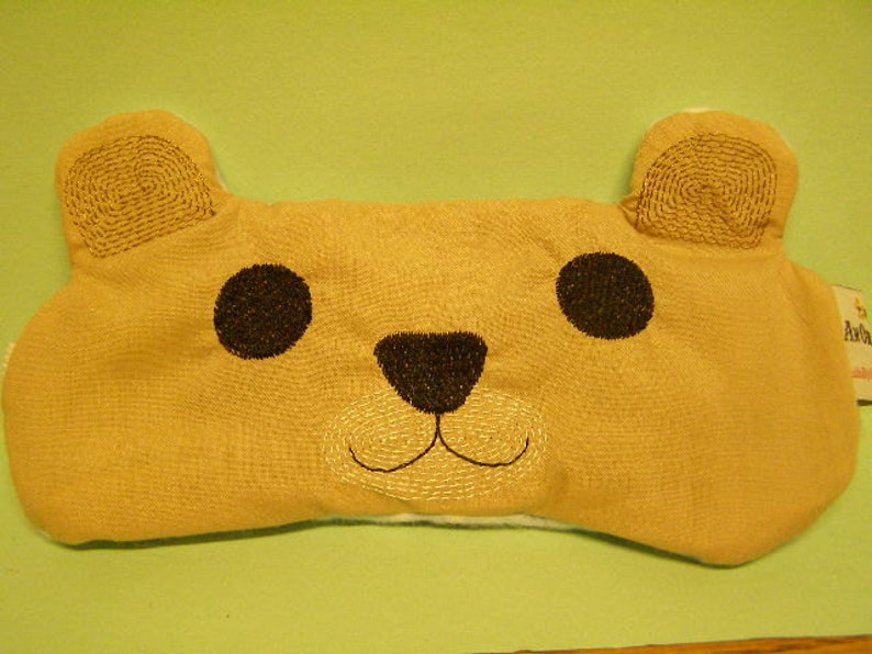 a34f5785e Embroidered Eye Mask for Sleeping Cute Sleep Mask for Kids or