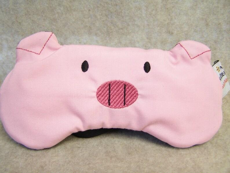 221388618 Embroidered Eye Mask for Sleeping Cute Sleep Mask for Kids