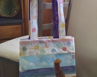 Recycled Tote or Bag