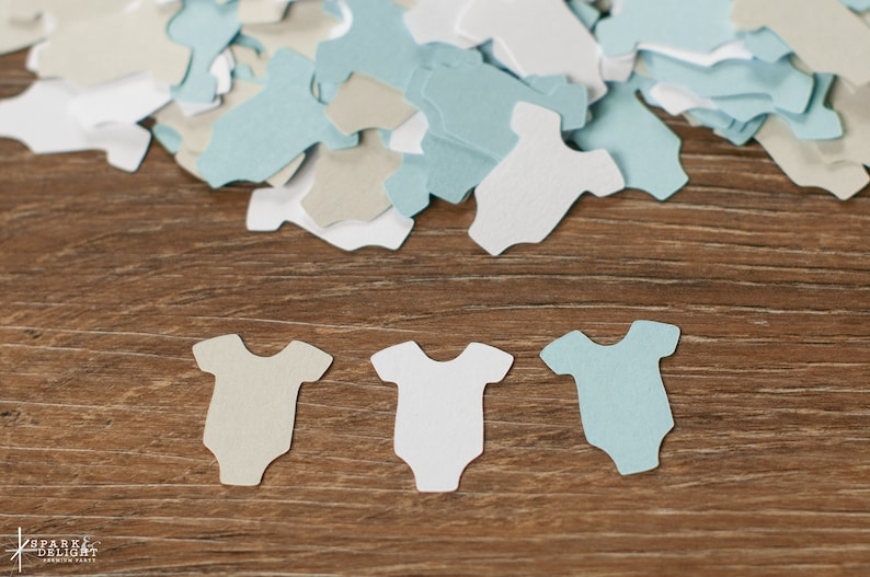 OnePiece Baby Shower Confetti Baby Shower Decoration Baby image 0