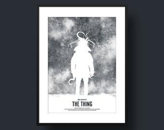 Set of Three Prints w FREE SHIPPING! John Carpenter/'s The Thing