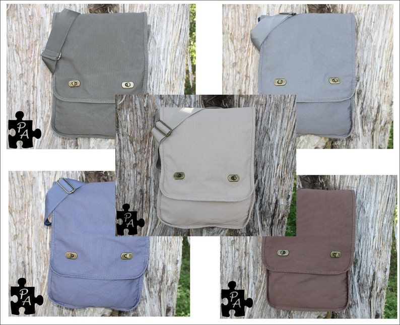 School Bag I Heart My Soldier Laptop Bag Diaper Bag Military Style Canvas Messenger Bag Army Support iPad Bag