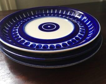 Small Plates or Saucers in Arabia Finland Valencia Pattern & Arabia valencia | Etsy