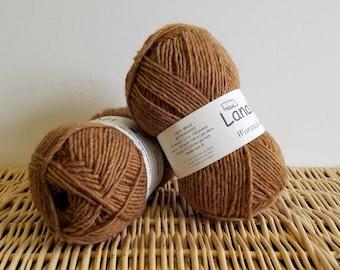Brown Sheep Lanaloft Worsted Wool Yarn, Copper Mountain 43