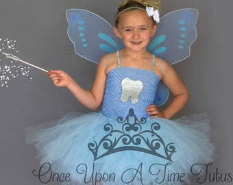 Tooth Fairy Costume Etsy
