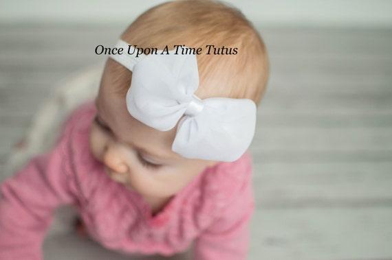Newborn Baby Girl fleurs roses Halo Bandeau Photo Prop Baptême Anniversaire