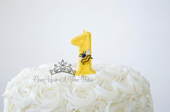 Birthday Candle \u2013 Bumble Bee