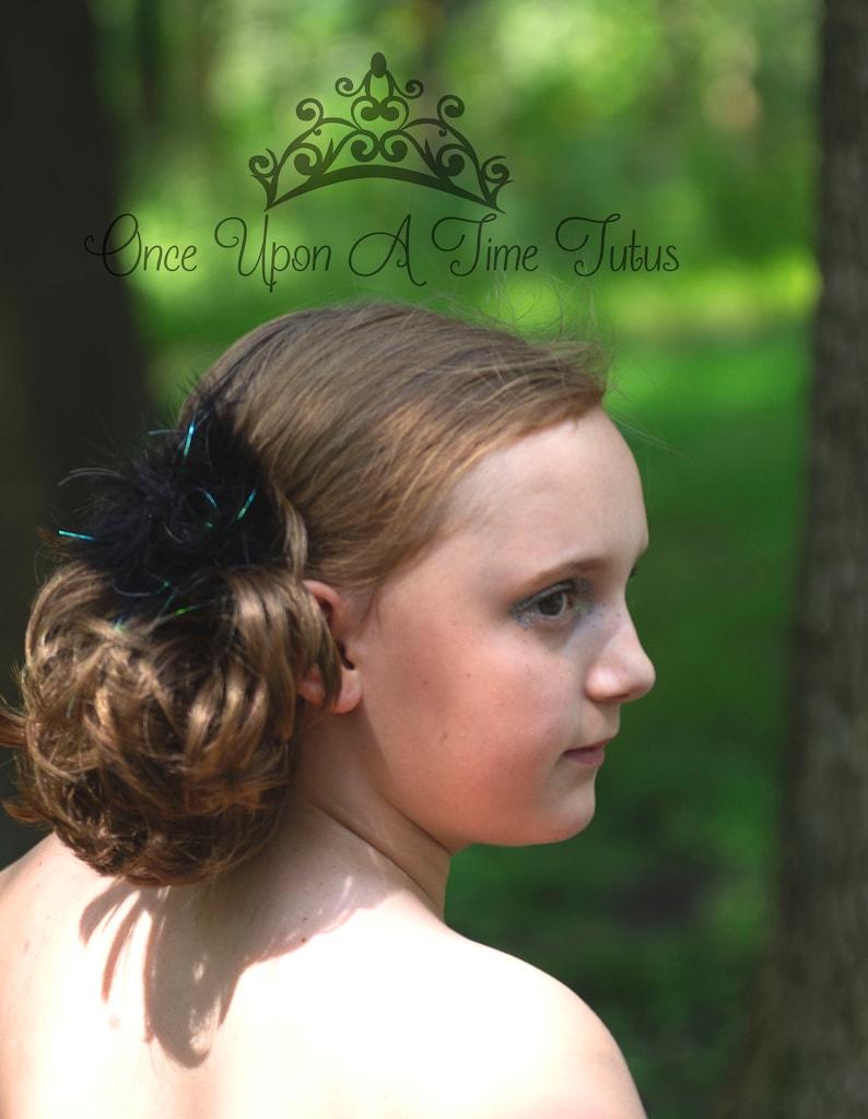 Halloween Costume Black Bird Feather Bustle Tutu Skirt Little Kids Girls Newborn 6 12 Months 2T 3T 4T 5T 6 7 8 10 12 Teen Adult
