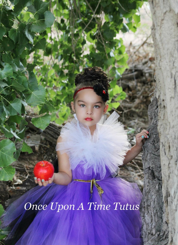 Evil Witch Tutu Dress Halloween Costume Little Girls Size Etsy Mom N Bab Girl Set Blue Flower 12m 50